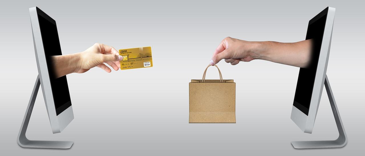 Zakupy, Online